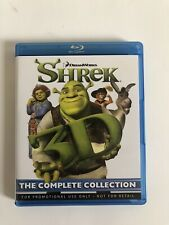 Shrek 3D: The Complete Collection (3D Blu-Ray, Movies 1-4)