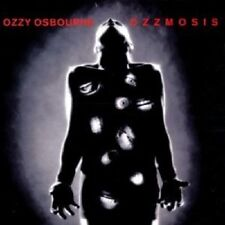 "OZZY OSBOURNE ""OZZMOSIS"" CD NEW"