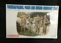 Panzergrenadiers Panzer Lehr Division 1:35 Scale Model Kit - New