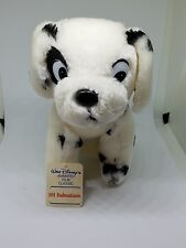 "Vintage 8"" Plush Patch 101 Dalmatians Mattel with Collar No Name Tag.     (8064)"
