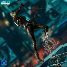 """One: 12 Collective DC Comics CATWOMAN 6"""" Action Figure Mezco 1/12 In Stock"""