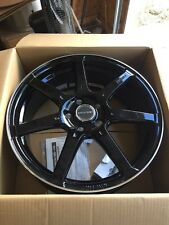 "Genuine Mazda 3 18"" RAYS Forged Wheel OE OEM QBM1-3K-E50  Brand New In The Box"