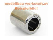 Nadellager HF0612 6 x 10 x 12 mm Freilauflager Chromstahl