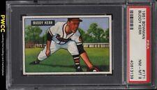 1951 Bowman Buddy Kerr #171 PSA 8 NM-MT (PWCC)