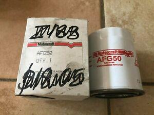 Ford Trader 3.5L 4.0L Diesel Fuel Filter 9/1989 on AFG50 Genuine NOS Motorcraft