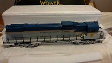 Weaver Gold Edition Alco C-630 Diesel Delaware & Hudson #602 3-Rail. Niob. Qs-1