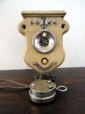 ANCIEN TELEPHONE MURAL ANTIQUE VINTAGE OLD PHONE DECO ALTE TELEFON SIT BAILLEUX