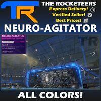 [PS4/PSN]Rocket League Every Painted NEURO-AGITATOR Black Market Goal Explosion