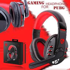 Auriculares Para Juegos Bluetooth Auriculares HiFi con Micrófono para PC/Teléfono para jugador pubg caliente