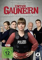 UNTER GAUNERN STAFFEL 1   2 DVD NEU