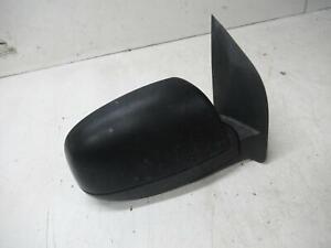 PROTON S16 RIGHT DOOR MIRROR BLM, MANUAL, BLACK, 12/09-01/14 09 10 11 12 13 14