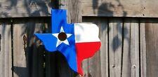 Texas Shaped Blue Bird House BirdHouse Texas HandCrafted BirdHouse BirdSafe Wood