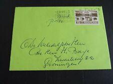Nederland 902 op brief van Utrecht naar Groningen