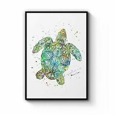 Turtle Mandala Art