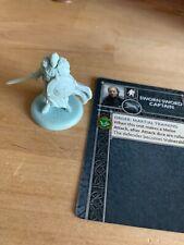 Una Canción De Hielo Y Fuego Juego de Miniaturas-Stark jurado espada capitán Kickstarter 2