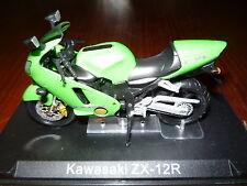 MOTO  1/24 KAWASAKI ZX-12R