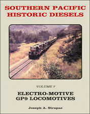 Southern Pacific Historic Diesels, Vol. 7: Electro-Motive GP9  (LAST NEW BOOK)