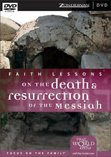 Faith Lessons on the Death and Resurrection of the Messiah by Ray Vander Laan
