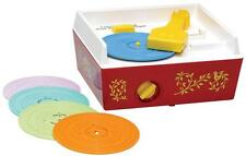 Fisher Price Classic RECORD PLAYER music box Retro vtg 1971 repro NEW Child Toy