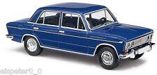 Busch 50501, Lada 1500 (WAS 2103) » CMD «, Blue, H0 Vehicle Model 1:87