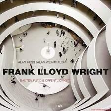 Manuel Frank Lloyd Wright ont construit pour le public réduit au lieu de 79,95 €