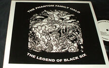THE PHANTOM FAMILY HALO The Legend of Black Six LP INDIE PSYCH