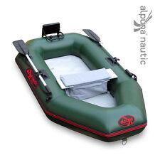 ALPUNA nautic IBA 250 Schlauchboot Angelboot Ruderboot grün