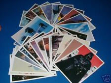 TOPPS STAR WARS 1980  ESB GIANT PHOTO CARDS COMPLETE SET