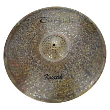 "TURKISH CYMBALS Becken 20"" Ride Kurak bekken cymbale cymbal 2637g"