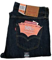 Levis 501 Ct Jeans Customized And Tapered Leg Men's Levi's Original Fit #0030