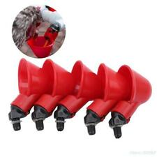 Automatic Drinker Poultry Water Drinking Cups Chicken Coop Waterer YS