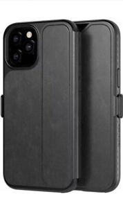 tech21 Evo Wallet for Apple iPhone 12 Pro Max - Smokey Black
