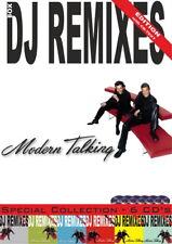 # YS090X - MODERN TALKING - DJ Remixes 1-6   /1CD BOX (BLUE SYSTEM)