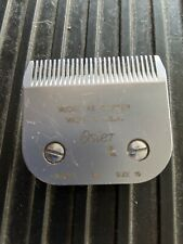Oster A5 clipper Blade Size 15