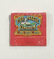 Matchbook The Magic Kingdom Walt Disney World Tobacconist Main Street USA