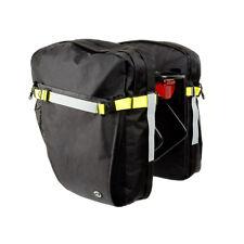 Author Vélo porte-bagages poches latérales A-N TRAMP 42 litres volume noir