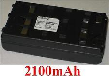 Batterie 2100mAh type BP02C MB02 Pour Pentax R-100X