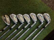Mizuno mp63 irons 4 to 9 iron with mp T series wedge in good condition