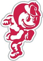 """Ohio State Buckeyes Brutus Color Vinyl Decal Sticker - You Choose Size 2""""-38"""""""