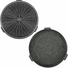 2 B&Q CATA Designair Cooke & Lewis Carbon Charcoal Cooker Hood Filter CarbFilt5