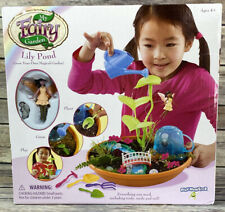 My Fairy Garden Lily Pond Grow Your Own Garden Ages 4+ New