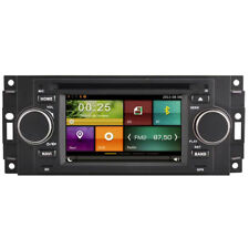 Car DVD GPS Radio Stereo System BT For Dodge Ram Durango Caliber Charger Dakota