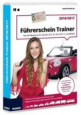 Franzis Führerschein Trainer 2016/2017 NEU