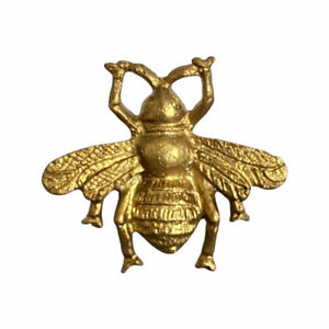 Sass and Belle Golden Bee Vintage Drawer Knob L5 x W4.5cm  Glamorous Home Decor