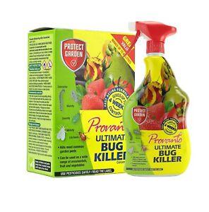 Provanto Ultimate Bug Killer 1L or Provanto Ultimate Bug Killer Concentrate 30ml