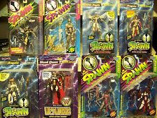 Spawn Set of 8 Girl Figures