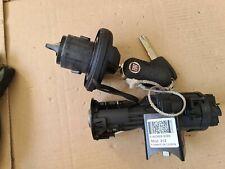 2008 Fiat 500 2 Key Fob Ignition Barrel lock set Fuel Cap DIESEL