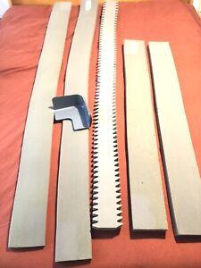Select Comfort Sleep Number Bed Full Size Side Rails Border Foam Set