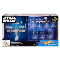 Star Wars Hot Wheels Flight Controller 10 Die-Cast Starships
