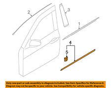 KIA OEM 15-16 K900 FRONT DOOR-Body side mldg Right 877123T000